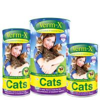 Verm-X Leckerli für Katzen