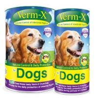 Verm-X Dog Treats smakelijke snacks voor honden