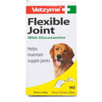 Vetzyme Flexible Joint with Glucosamine Tablets