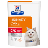 Hill's Prescription Diet Urinary Care c/d Urinary Stress Adult Dry Cat Food - Chicken