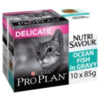 PURINA PRO PLAN CAT NutriSavour Delicate