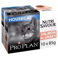 Purina Pro Plan NutriSavour Housecat