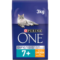 Purina ONE Senior 7+ Wet Cat Food - Chicken & Whole Grains
