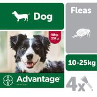 Advantage 250 for Dogs 10-25kg