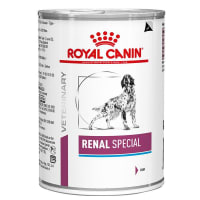 Royal Canin Renal Special Adult Wet Dog Food in Loaf