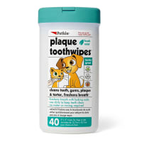 Petkin Fresh Mint Toothwipes
