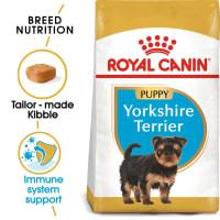 Royal Canin Yorkshire Terrier Hunde Puppy Trockenfutter