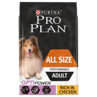 Purina PRO PLAN All sizes Adult Performance Huhn