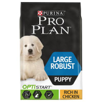 PURINA PRO PLAN Grote puppy Robust