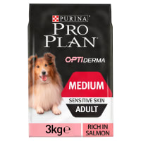 Purina PRO PLAN Medium Adult Sensitive Skin Lachs