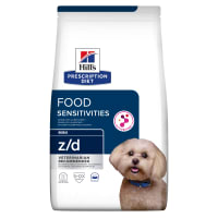 Hill's Prescription Diet Food Sensitivities z/d Mini Dry Dog Food - Original