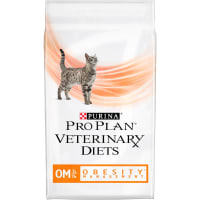 PURINA PROPLAN VETERINARY DIETS Feline OM St/Ox Obesity Management