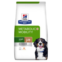 Hill's Prescription Diet Metabolic + Mobility Dry Dog Food - Chicken