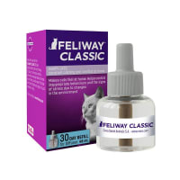 Feliway Classic Cat & Kitten Stress Reducing Pheromone 30 Day Refill