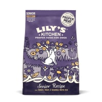 Lily's Kitchen Senior Recipe with Turkey Trout & White Fish Grain Free Dry Food for Dogs