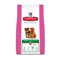 Hill's Science Plan Puppy Small & Miniature Dry Dog Food - Chicken
