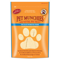 Pet Munchies Dog Treats - Ocean White Fish