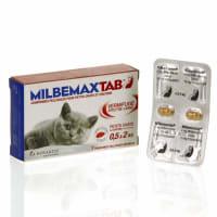 Milbemax Comprimés pour Chats et Chatons