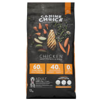 Canine Choice Grain Free Large Adult Dry Dog Food - Chicken