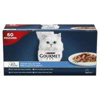 Gourmet Perle zakjes natvoer Volwassen Kat
