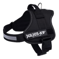 Julius-K9® Power harnas - Zwart