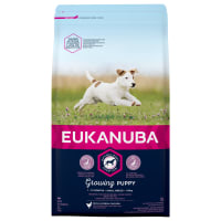 Eukanuba Growing Puppy Small Breed Dry Dog Food - Chicken