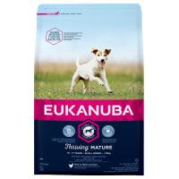 Eukanuba Thriving Mature Small Breed Dry Dog Food - Chicken