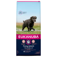 Eukanuba Caring Senior Large Breed Dry Dog Food - Chicken