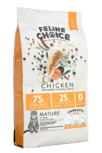 Feline Choice Complete Mature Grain Free Cat Food
