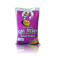 CJs Wood Pellet Cat Litter