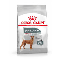 Royal Canin Medium Dental Care Dry Adult Dog Food