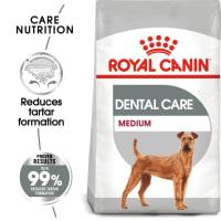 Royal Canin Medium Dental Care Dry Adult Dog Food