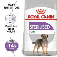 Royal Canin Sterilised Mini Trockenfutter für kastrierte kleine Hunde