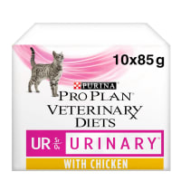Purina Pro Plan Veterinary Diets UR Urinary Adult Wet Cat Food - Ocean Fish