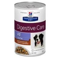 Hill's Prescription Diet Digestive Care Low Fat i/d Adult Wet Dog Food - Chicken & Vegetables