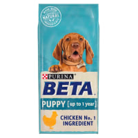 BETA Puppy Dry Dog Food - Chicken