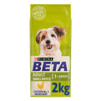 BETA Small Breed Adult Dry Dog Food - Chicken