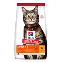 Hill's Science Plan Adult 1-6 Dry Cat Food - Chicken