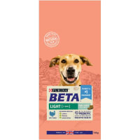 BETA Light Adult Dry Dog Food - Turkey