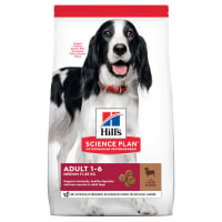 Hill's Science Plan Canine Medium Adult 1-6 Lamb & Rice