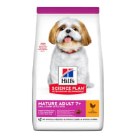 Hill's Science Plan Canine Mature Adult Small & Mini Poulet