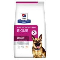 Hill's Prescription Diet Adult/Senior Gastrointestinal Biome Digestive/Fibre Care Dry Dog Food - Chicken