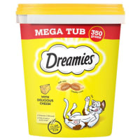 Dreamies Cat Treats Megatub Cheese