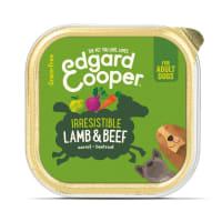 Edgard & Cooper Grain Free Irresistible Lamb & Beef Dog Food Cup Adult