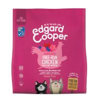 Edgard & Cooper Grain Free Fabulous Free Run Chicken Dry Cat Food Kitten
