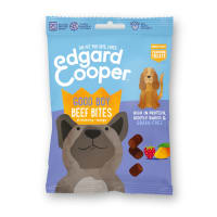Edgard & Cooper Grain Free Good Boy Beef Bites Dog