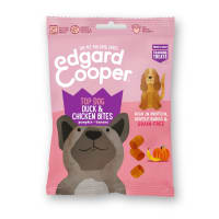 Edgard & Cooper Grain Free Top Dog Duck & Chicken Bites Dog