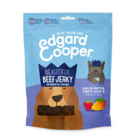 Edgard & Cooper Grain Free Beautiful Beef Jerky Dog