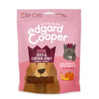 Edgard & Cooper Grain Free Divine Duck & Chicken Jerky Dog