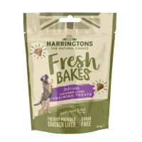 Harringtons Fresh Bakes Chicken Liver Training Treats